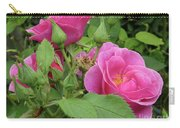 Pretty In Pink 3 Carry-all Pouch