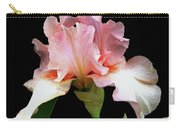 Pretty In Pink - Bearded Iris Carry-all Pouch