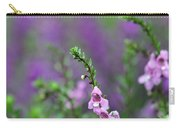 Pretty In Pink N Purple Carry-all Pouch