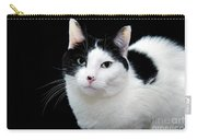Pretty Kitty Cat 1 Carry-all Pouch by Andee Design