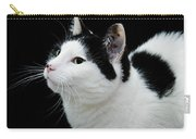 Pretty Kitty Cat 2 Carry-all Pouch