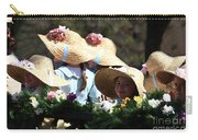 Pretty Little Flower Girls Carry-all Pouch