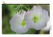Pretty Little Flowers Carry-all Pouch