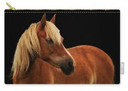 Pretty Palomino Pony Carry-all Pouch