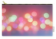 Pretty Pastels Abstract Carry-all Pouch
