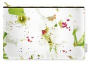 Pretty Pear Petals Carry-all Pouch
