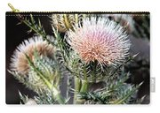 Pretty Prickly  Carry-all Pouch