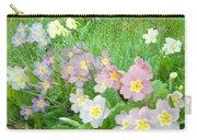 Pretty Primulas 1008 Carry-all Pouch