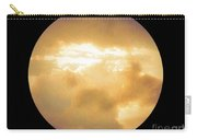 Pretty Storm Clouds With Sun Shine Carry-all Pouch