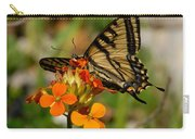 Pretty Swallowtail Carry-all Pouch