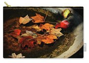 Priceless Leaves Fall Carry-all Pouch