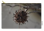 Prickly Liquidamber Pod Carry-all Pouch