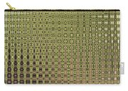 Prickly Pear Abstract # 5271wt Carry-all Pouch