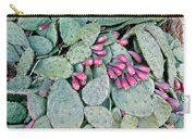 Prickly Pear Cactus Fruits Carry-all Pouch