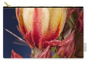 Prickly Pear Flower Wet Carry-all Pouch