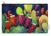 Prickly Pear Carry-all Pouch