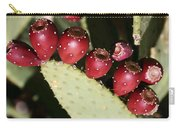 Prickly Pear-jerome Arizona Carry-all Pouch