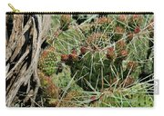 Prickly Pear Revival Carry-all Pouch