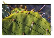 Prickly Pear Study No. 9 Carry-all Pouch