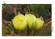 Prickly Pear Trio Carry-all Pouch