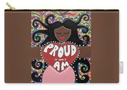 Pride Goddess Carry-all Pouch