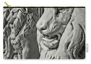 Pride Of Lions Carry-all Pouch