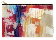 Primary 2- Abstract Art By Linda Woods Carry-all Pouch