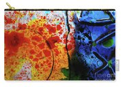 Primary Crystal Abstract Carry-all Pouch