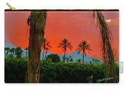 Primary Desert Sunset Carry-all Pouch