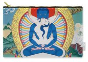 Primordial Buddha Kuntuzangpo Carry-all Pouch