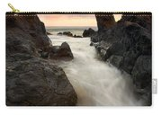 Primordial Tides Carry-all Pouch by Mike  Dawson