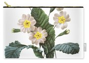 Primrose (primula Aucalis) Carry-all Pouch