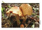 Prince Agaricus Mushroom Carry-all Pouch