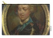 Prince Charles Edward Stuart The Young Pretender Carry-all Pouch