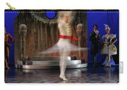 Prince Charming In Blurred Spin While Dancing In Ballet Jorgen P Carry-all Pouch