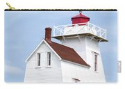 Prince Edward Island Lighthouse Poster Carry-all Pouch