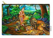Prince In The Forest Of Life Carry-all Pouch