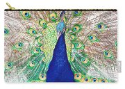 Prince Of The Peacocks Carry-all Pouch