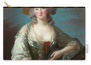 Princess Elisabeth Of France Carry-all Pouch