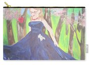 Princess In The Forest Carry-all Pouch