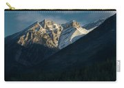 Princess Margaret Mountain Canmore Alberta Canada Carry-all Pouch