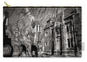 Princeton University Foulke And Henry Halls Archway Carry-all Pouch