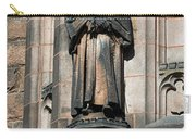 Princeton University J Witherspoon Statue  Carry-all Pouch