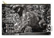Princeton University Tiger Sculture Carry-all Pouch