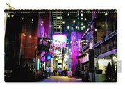 Printers Alley 1 Carry-all Pouch