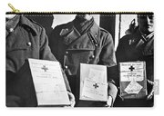 Prisoners Of War, C1942 Carry-all Pouch