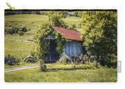Private Covered Bridge Carry-all Pouch