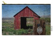 Private Property No Trespassing Carry-all Pouch