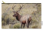 Prize Bull Elk Carry-all Pouch