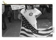 Pro Desert Storm Rally Tucson Arizona 1991 Carry-all Pouch